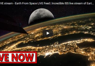 International Space Station LIVE Stream!