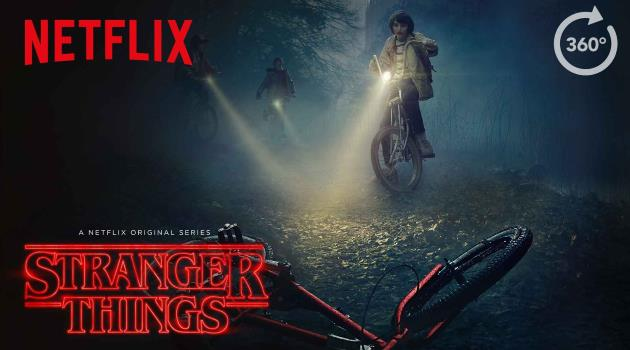 Stranger Things VR Experience