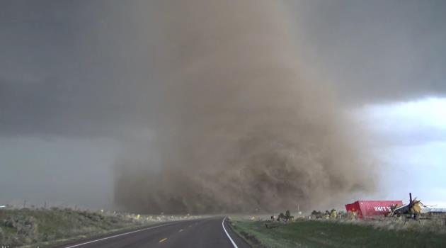 360 VR Tornado Colorado