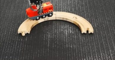 The Endless Toy Train