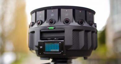 Yi Halo VR Jump Camera