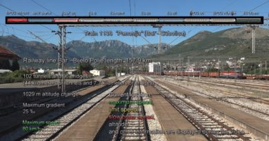 Bar – Bijelo Polje Railway