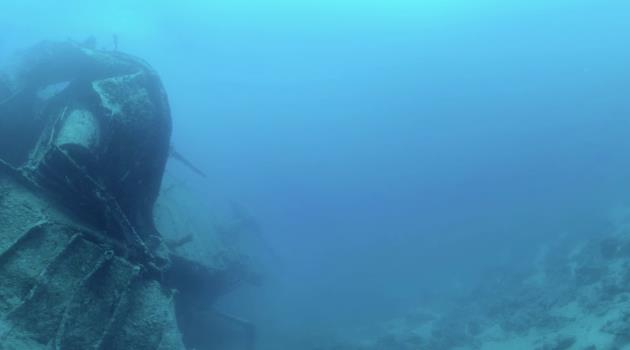 360 VR Shipwreck Tour