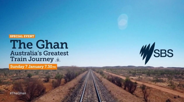 The Ghan – Australia's Greatest Train Journey